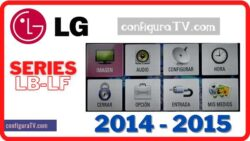 Configurar tv LG 2014 y 2015