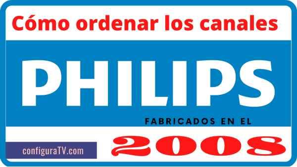 Configurar Philips 2008