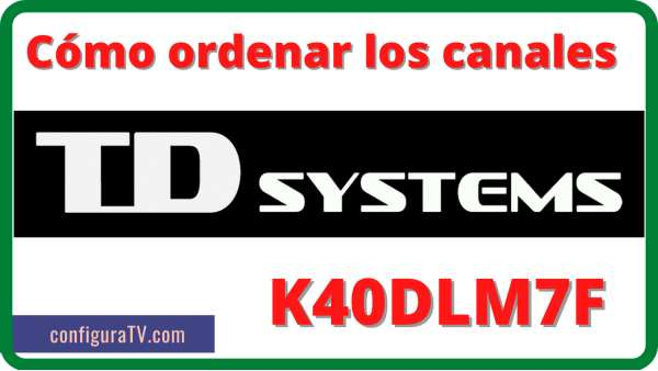 Configurar tv TD Systems