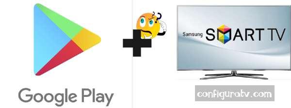 Instalar play store en smart tv Samsung